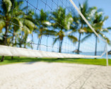 Rete per beach volley